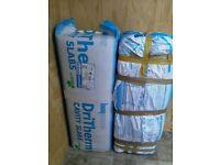 Knauf Earthwool Dritherm 50mm Insulation 1200 x 455mm slabs