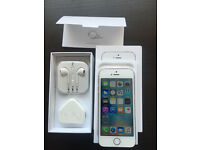BRAND NEW AND UNUSED Apple iPhone 5S 64GB Unlocked Any Network & 2 BRAND NEW Cases