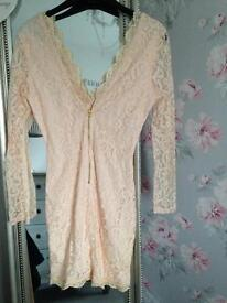 Size 10 nude colour dress
