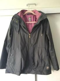 Women's Joules 3in1 rain coat