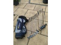 Set of Ladies Golf Clubs Petron Callaway Adams