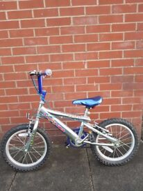 "Childs 16"" bike"