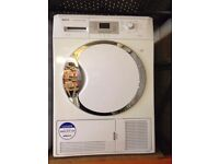 BEKO 9KG CONDENSER DRYER B ENERGY RATING WHITE RECONDITIONED