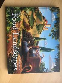 Landscape food Book