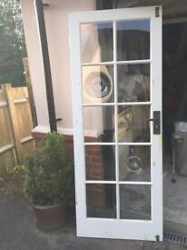 Internal Glazed doors (Pair)