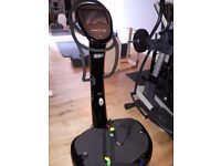 Power Plate My7 Fitness machine for gym or home, Brand new