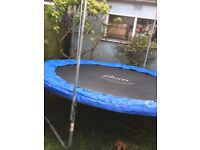 trampoline Plum 8ft in good condition