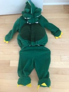 Dragon Costume, size 6 to 12 months, very comfortable and warm