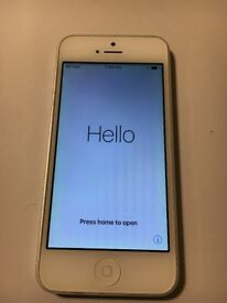 iPhone 5 64gb - Mint condition and Boxed