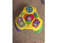 Baby PlayStation, Walker and baby seat