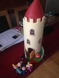Ben & Holly's Castle