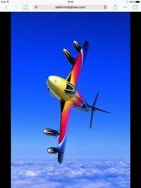AVIATION AIRCRAFT COLLECTIBLE PARTS & memorabilia