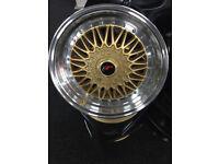 """VW corrado golf jetta passat Volkswagen polo scirocco brand new Alloy wheels 17"""" inch alloys wheel"""