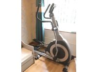 Mint Condition Kettler Axos P Elliptical/Cross trainer