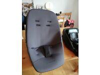Maxi Cosi Quinny buzz extra 3 wheel + car seat