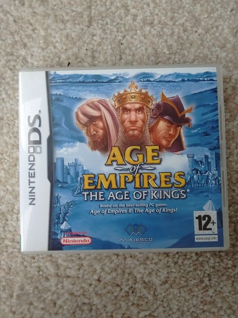 age of empires age of kings ds