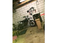 2004 kxf 250 mint. Px for a 2 stroke