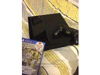 PS4 500gb + Fifa 17