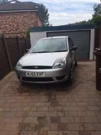 Ford Fiesta style 1.25 2005