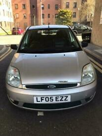image for FORD FIESTA 1.4 5 DOOR HATCHBACK 05 REG,, ONE OWNER CAR ,, LEATHER INTERIOR,, MOTAUGUST 2021