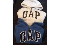 Gap hoodies age 4