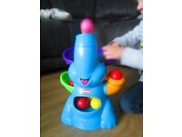 Playskool Poppin Park Elefun - recommended age 9-18 months