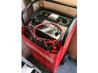Clarke Start N Charge BC260 battery charger and engine starter never used
