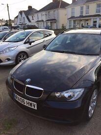BMW 320D SE tourer 2006 bargain £3000 no offers