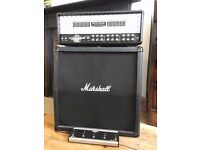 MESA BOOGIE 3 Channel Dual Recifier Solo Head with Marshall AVT 4x12 Cab