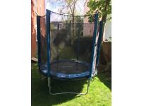 6ft Plum Trampoline -Very good condition