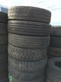 Used truck tyres commercial tyres for export 295/80R22.5