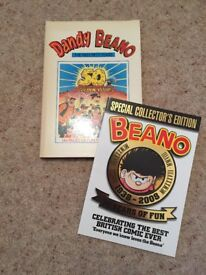 Dandy and Beano Books in Excellent Condition