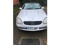 Mercedes Slk 200 6 speed manual