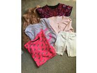 Girls clothes bundle 7-10 years