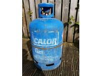 Cylinder gas