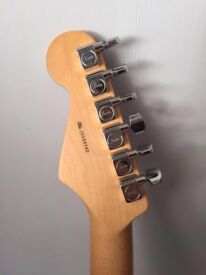 Fender Stratocaster Standard 2010 Sienna Burst