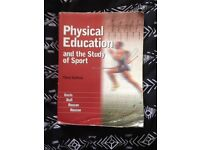 Physical education and the study of sport. Davis,Bull,Roscoe