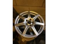 Honda Civic TYPE R wheels alloys FN2