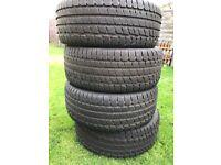 Winter tyres Kumho 225 50 17