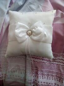 Wedding Ring Bearing Cushion
