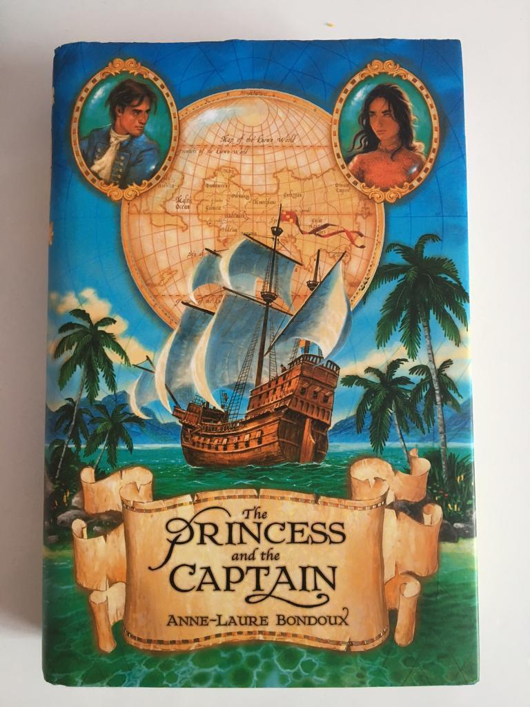 Book The Princess and the Captain
