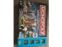 Monopoly game for sale