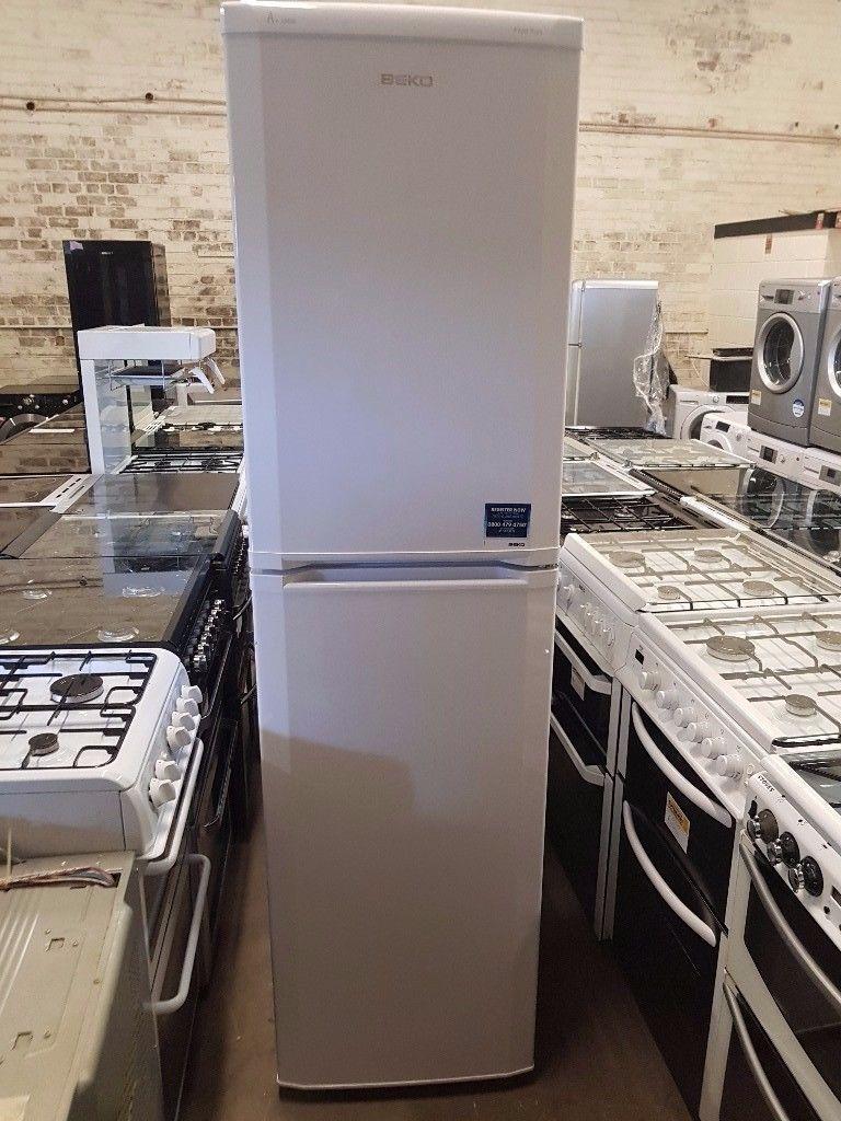 Beko Fridge Freezer (Extra Tall) ( 6 Month Warranty)