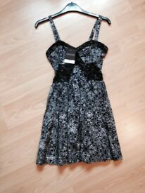 Topshop dress new with tags size 10