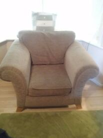 Immaculate armchair very comfy