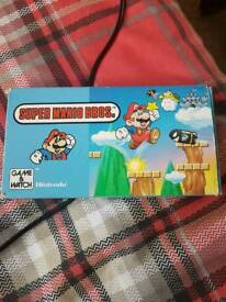 Super Mario Bros game and watch(YM-105)