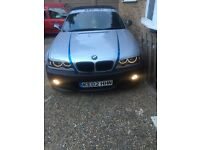 Bmw convertible automatic