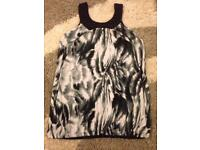 new look top Size 16