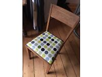 Laura Ashley Brompton dining chair x 4