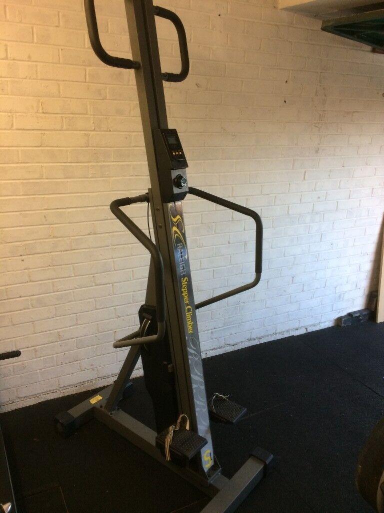 Raleigh sc1 stepper climber similar to versaclimber gym equipment